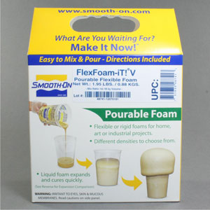 Foam Flex-iT V medium density