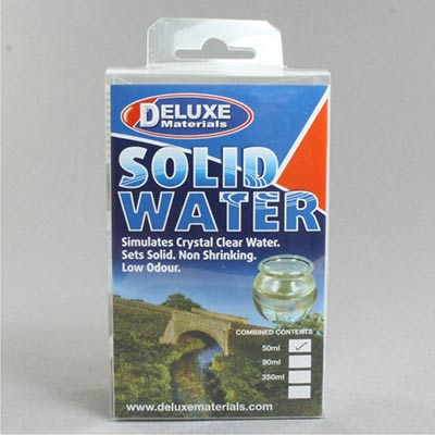 Solid water 45g