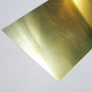 0.3mm brass sheet (RM10010)