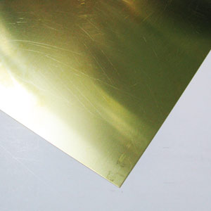 0.5mm brass sheet (RM10011)