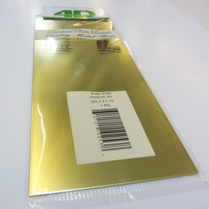 0.75mm brass sheet (RM10007)