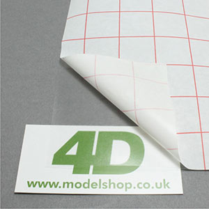 Self Adhesive Clear Plastic Film