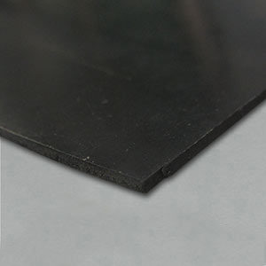 2.0mm black rubber sheet
