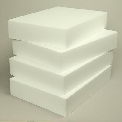 White Styrofoam