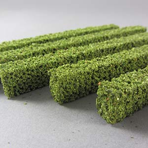 Green model hedges