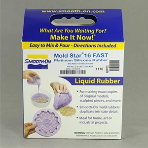 Mold Star Series Silicone Rubber