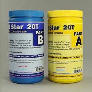 Mold Star 20T Silicone