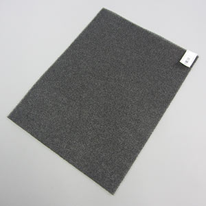 5mm medium black foam