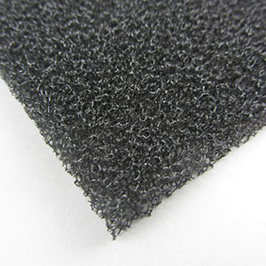 10mm medium black foam