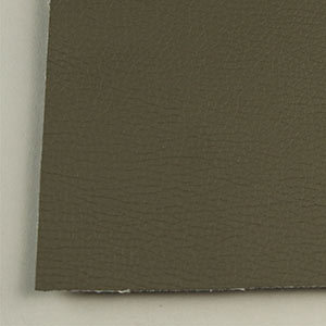 Grey coloured faux leather