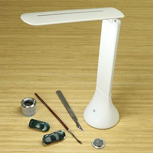 Lightcraft Task Line Slim Lamp Led OZukPXi