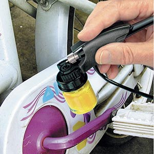 SprayCraft airbrush SP10EL