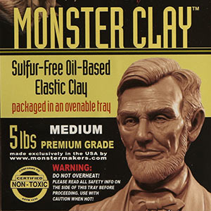 Monster Clay