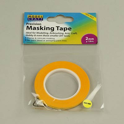2mm Precision masking tape