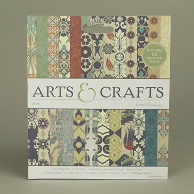 Arts & Crafts paper pad