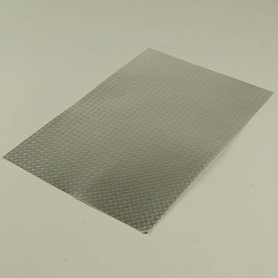 5mm double diamond tread plate
