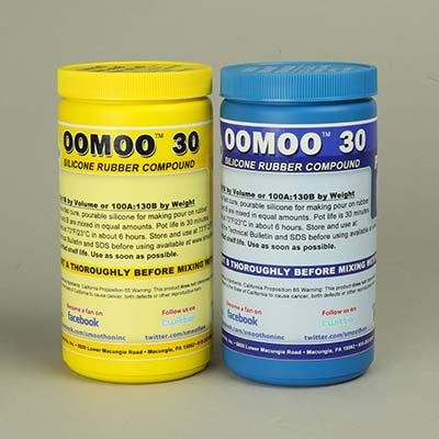 OOMOO 30 silicone rubber