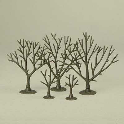 Deciduous Tree Armatures