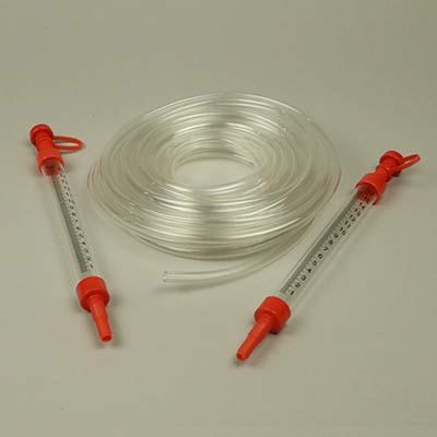 9.5mm clear flexible tube