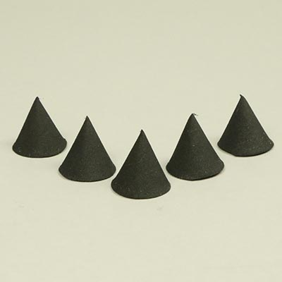20mm EVA craft foam cones