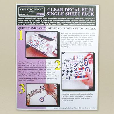 inkjet transfer paper instructions