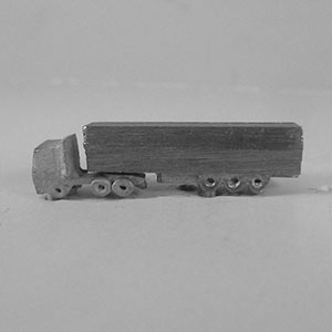1:500 articulated lorry