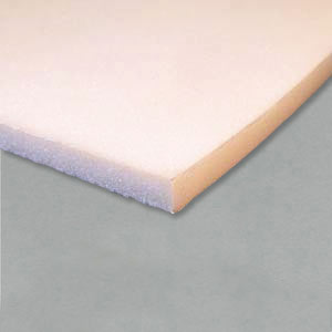 6mm white plastazote foam
