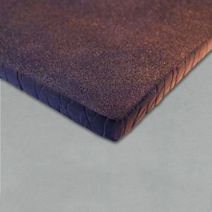 Plastazote foam 6mm black