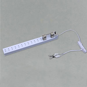 1:24 power strip with fuse