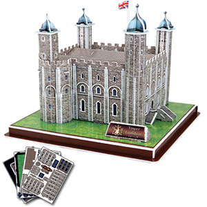3D kit Tower of London