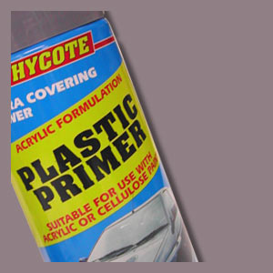 Plastic primer grey 400ml