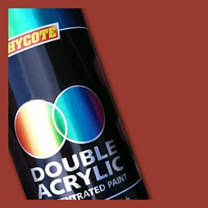 Hycote Acrylic Red oxide 150ml