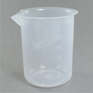 Measuring cup, resin 250ml