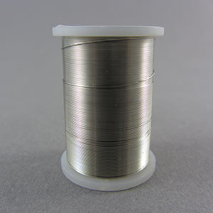Beading wire - silver 24 yards