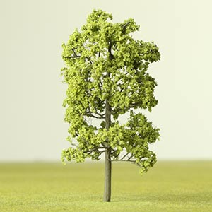 Light green model tree