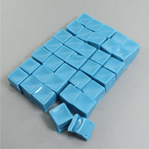 Moulding compound blue Gelflex 1 kilo