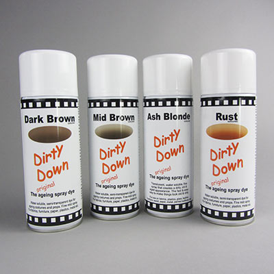 Dirty Down ageing spray