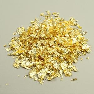 Pebeo Gold Flakes