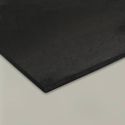 EVA CF65 craft foam 5mm black small sheet