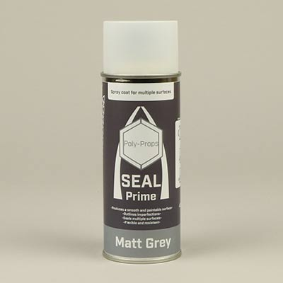 SEAL prime 400ml grey