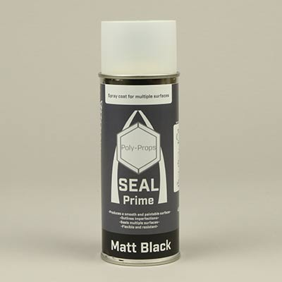 SEAL prime 400ml black
