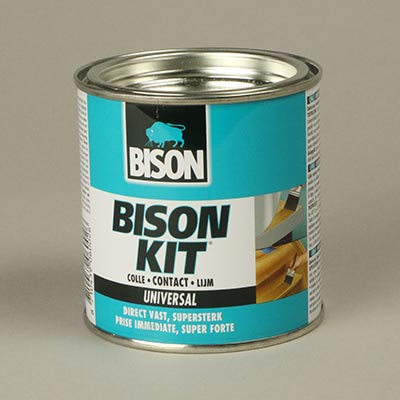Bison contact adhesive kit 250ml