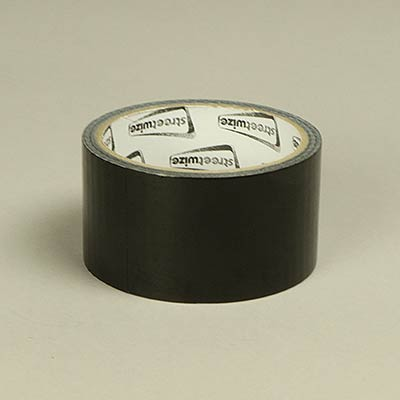 Duct tape 50mm black gloss
