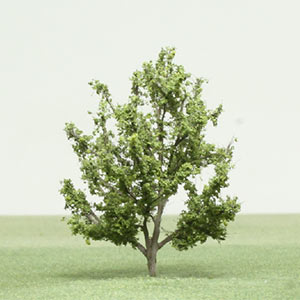 Model Maple tree