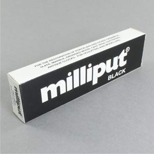 Black Milliput