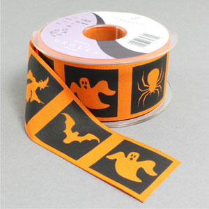 Spooky nights ribbon