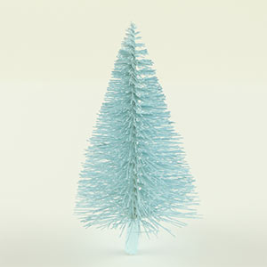 Cool coloured conifers for Christmas displays