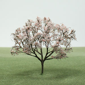 Model Campbell's magnolia tree