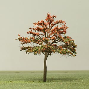 Model Ironwood Trees