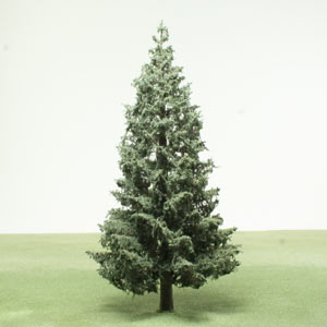 Model Conifer tree
